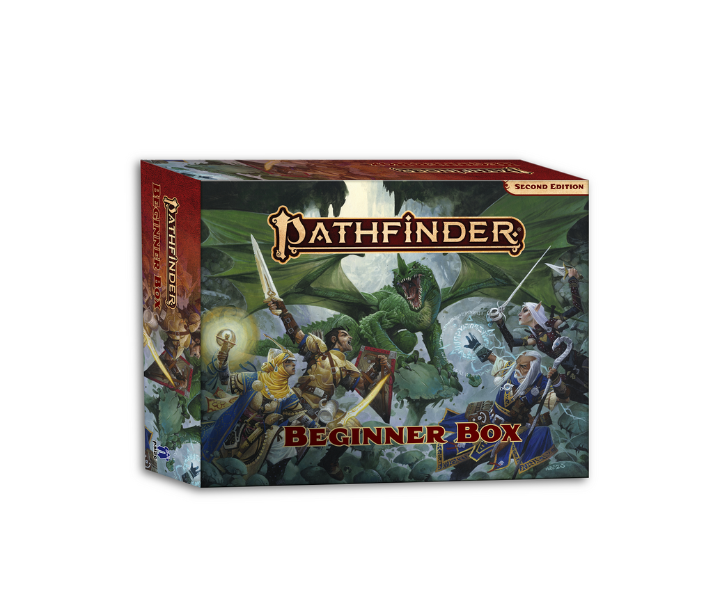 Pathfinder 2nd - Beginner Box