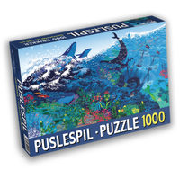 Art Puzzle Peggy Nille 1000 (Puslespil)