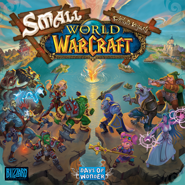 *Forudbestilling* Small World of Warcraft (Eng)