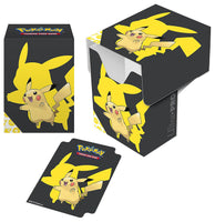 Ultra Pro Pokemon Deck Box Pikachu 2019