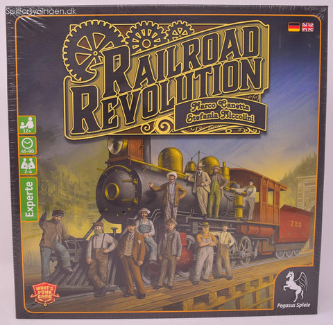 Railroad Revolution (EN)
