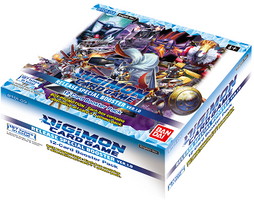 Digimon Card Game - Release Special Booster (ver. 1.0) Display
