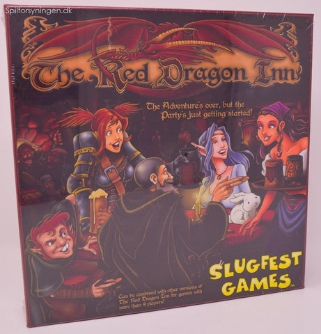 Red Dragon Inn (core game)