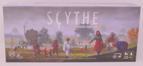 Scythe - Invaders From Afar (Exp)