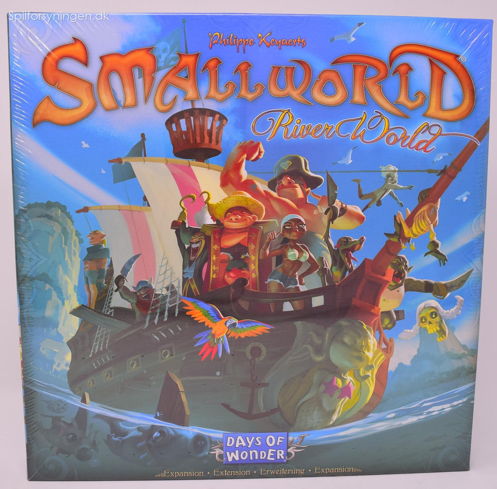Small World - River World (Exp)