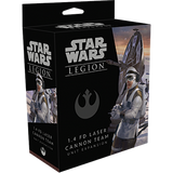 Star Wars Legion - 1.4 FD Laser Cannon Team