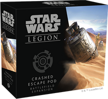 Star Wars Legion - Crashed Escape Pod