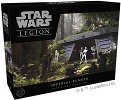 Star Wars Legion - Imperial Bunker