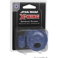 X-Wing 2.0 - Separatist Alliance Maneuver Dial Upgrade Kit