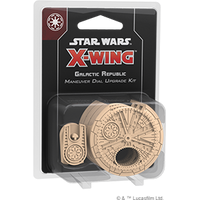 X-Wing 2.0 - Galatic Republic Maneuver Dial Upgrade Kit