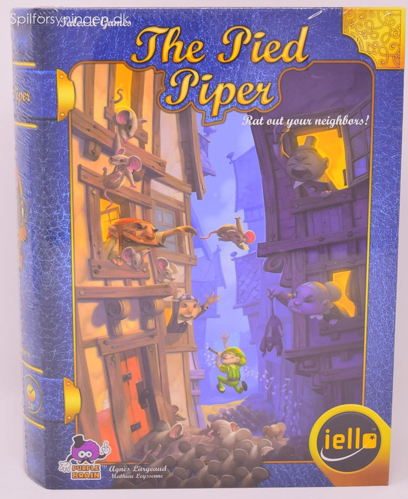 The Pied Piper (Eng)