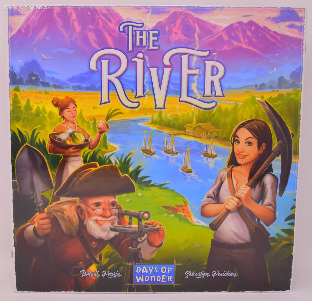 The River (Eng)