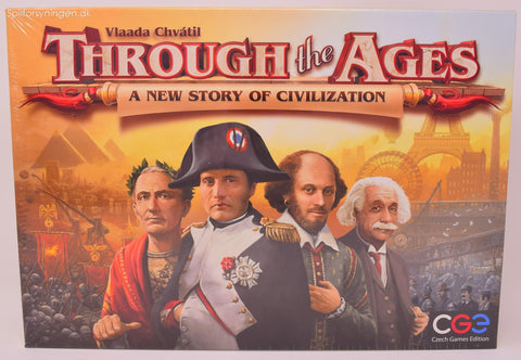 Through The Ages: A new story of civilization (EN)