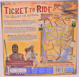 Ticket To Ride Map Coll. #3 (Africa)