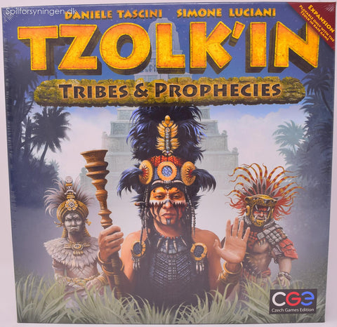 Tzolk'in: Tribes and Prophecies (EN)