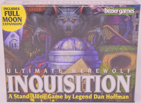 Ultimate Werewolf Inquisition (EN)