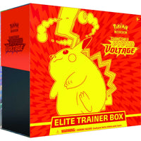 Pokemon Sword & Shield 4 Vivid Voltage Elite Trainer Box