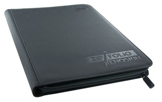 Ultimate Guard Zipfolio 360 - 18-Pocket XenoSkin™ - Black