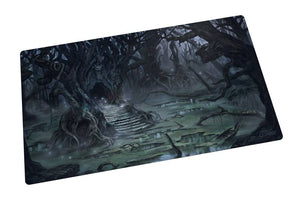Ultimate Guard Play-Mat Lands Ed. Swamp II