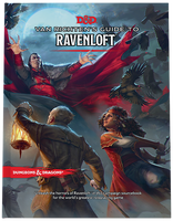 *Forudbestilling* Dungeons & Dragons 5th Edition Van Richten's Guide to Ravenloft