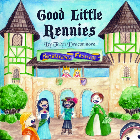 Good Little Rennies - Softbound
