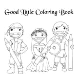 Good Little Coloring Book - Softbound