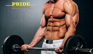 #1 Muscle Building Stack PRIDE NUTRITION Inc.