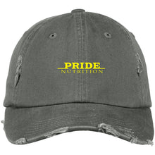 DT600 District Distressed Dad Cap CustomCat