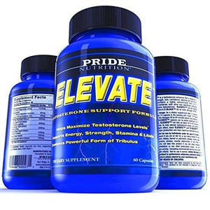 Elevate (Test Booster) PRIDE NUTRITION Inc.