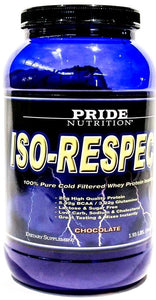 Iso-Respect (Quick Release) PRIDE NUTRITION Inc.