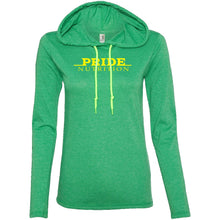 Pride Anvil Ladies' LS T-Shirt Hoodie CustomCat