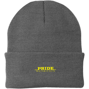 Pride Port Authority Knit Cap CustomCat