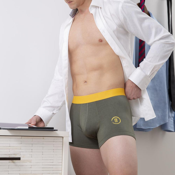 Here's Why Wearing Bamboo Fabric Underwear is Ideal For Men's Comfort
