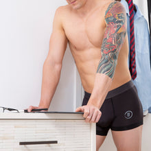Quick Drying Boxer Brief Underwear for Men