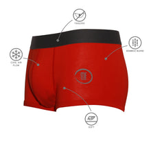 Red Bamboo Ultra Comfort Boxer Brief Underwear
