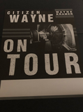 Citizen Wayne Double-Sided Poster