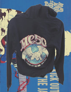 Official MC50th Winged Panther Hoodie