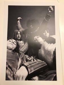 original mc5 members black and white photo print
