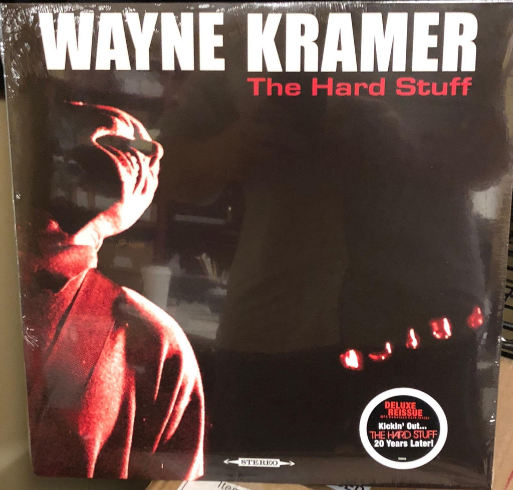 The Hard Stuff VINYL