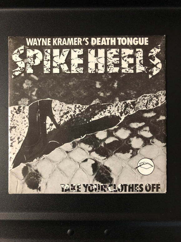 Wayne Kramer's Death Tongue ‎– Spike Heels Vinyl