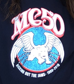 MC50th Winged Panther T-Shirt