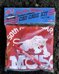 Thunder Express Shop Rag / Tire Gauge Set - MC50th