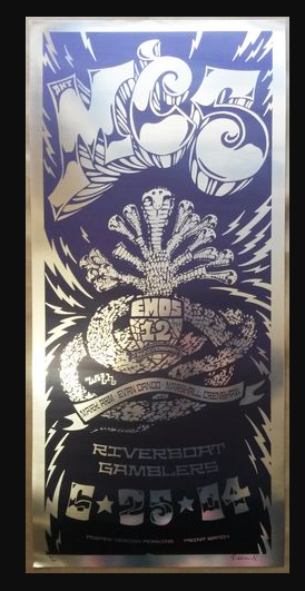 MC5 & DKT 2004 Limited Edition Poster