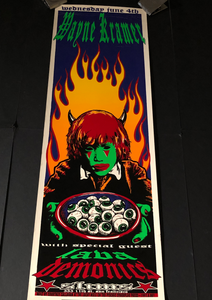 Wayne Kramer & The Demonics Poster