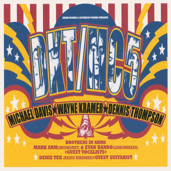 DKT / MC5 Live in Australia CD