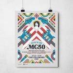 The Fillmore Detroit MC50 Poster