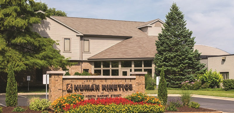 Human Kinetics US office Champaign