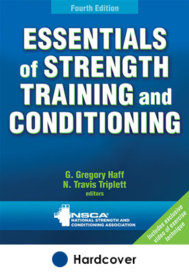 Essentials of Strength Training and Conditioning 4th Edition With Web Resource