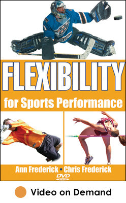 Flexibility for Sports Performance Video on Demand-HK