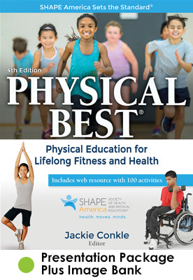 Physical Best Presentation Package-4th Edition